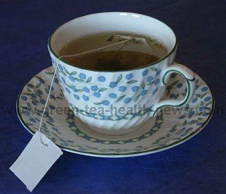 green tea ovarian cancer research