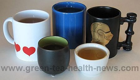 prostate cancer prevention research with green tea
