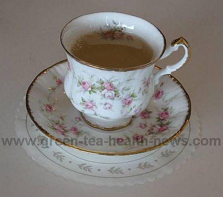 breast cancer green tea