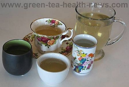 breast cancer survival rate green tea research