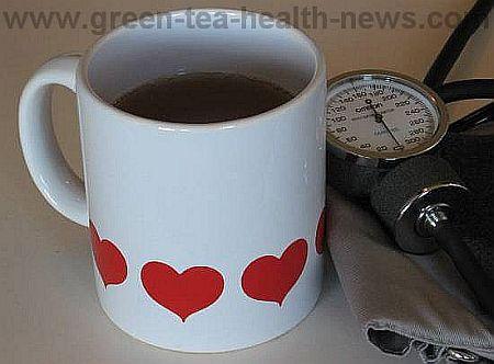 caffeine blood pressure research