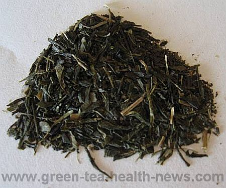 Long Xu green tea
